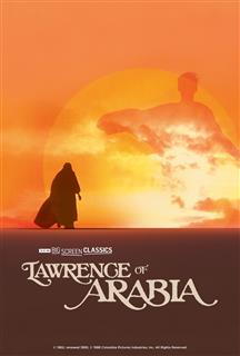 TCM Big Screen Classics Presents:  Lawrence of Arabia